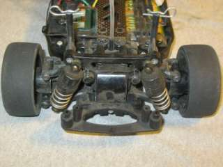 RTR TAMIYA TT 01 4WD On Road 1/10 Rc Car w/ 3 Body Shells & Controller