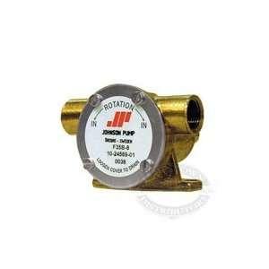 Johnson Pumps 10350385E Extra Heavy Duty Clutch Pump