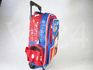 Mickey Mouse 19 Roller Backpack Rolling Bag 38477