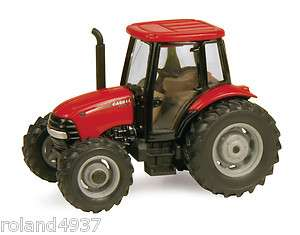 Case IH Farmall 95 Tractor 1:64 scale Ertl with collector card