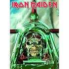Iron Maiden Aces High Pilot Postcard Image Picture Icon Album 100%