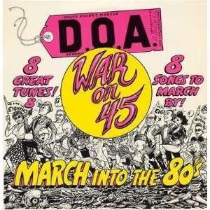 War on 45 [Vinyl]: Doa: Music
