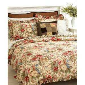Ralph Lauren Coastal Garden Full Queen Comforter Cover