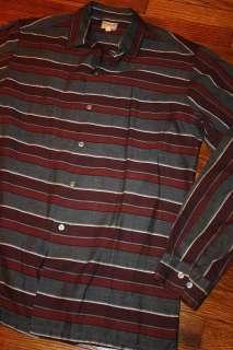 vtg 50s GALEY & LORD loop collar board shirt * McGREGOR * large