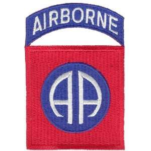 NEW U.S. Army 82nd Airborne Division 3.5 Patch   Ships in