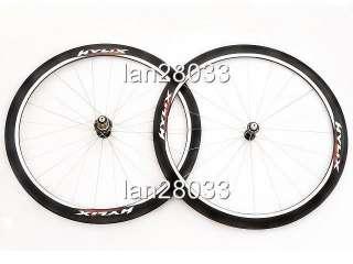 Hylix Carbon Wheels/Wheelset Road bike 700C 1340g Bicycle