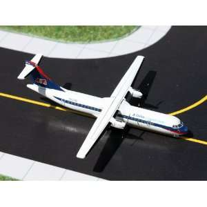 Jets Delta Connection ASA ATR 72 Model Airplane