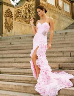 Wedding Bridal Gown Prom Bridesmaid Evening Party Dresses all size