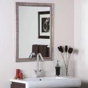 SSM65 Distressed Large Framed Wall Mirror SSM65
