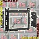 3302   Double DIN STEREO/RADIO INSTALL DASH FIT MOUNT TRIM KIT *NEW