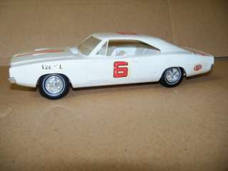 Vintage 1968 Dodge Charger RT Built Model Kit