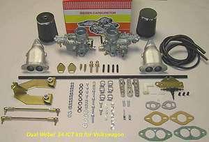 VW Weber Carb kit   Beetle(& Super), Dune Buggy, Trike