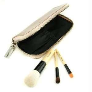 Bobbi Brown Copper Diamond Mini Brush Set ( Unboxed ) Face Blender