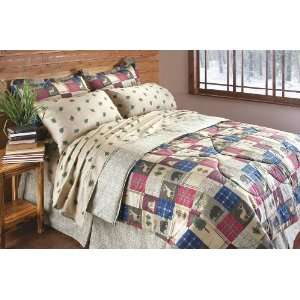 Happy Camper Complete Bedding Set  Home & Kitchen