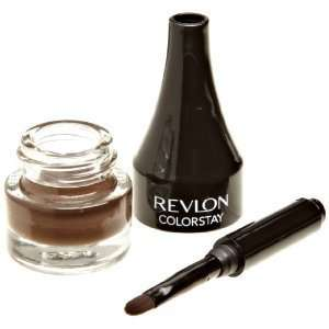 Revlon ColorStay Cream Gel Liner Brown (Pack of 2) Beauty