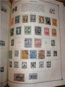 Scott Grand Award Worldwide Postage Stamp Album & Stamps