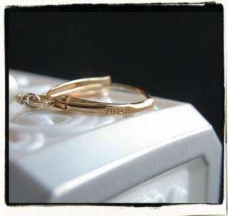 DESIGNER 14K SOLID GOLD MULTI PEARL Chain Link Earrings DROP DANGLE