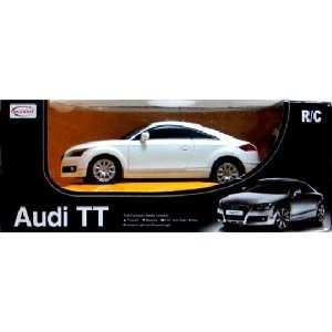 Audi TT Radio Controlled Car Full Function 1/24 Scale