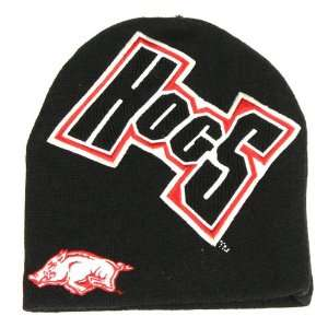 Arkansas Razorbacks Logo Hog Beanie: Everything Else