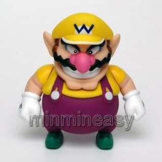Banpresto Nintendo Super Mario Bros Wario Figure 12cm #