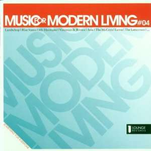 Music for Modern Living, Vol. 4 Various Artists Music