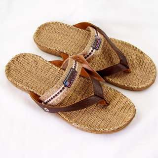 Nex Flax Insole Mens Slippers Sandals Indoor Shoes CTXN