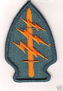 UNITED STATES ARMY SPECIAL FORCES SHOULDER PATCH
