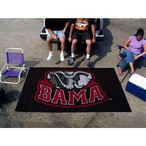 Alabama Crimson Tide NCAA Ulti Mat Floor Mat (5x8