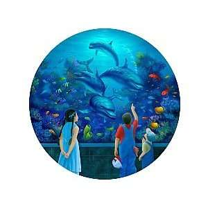 Dolphin Encounter Jigsaw Puzzle 500pc Toys & Games