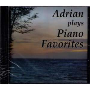 Adrian Plays Piano Favorites Adrian Goldman Music