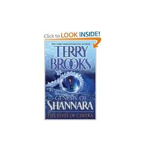 Elves of Cintra (The Genesis of Shannara, Book 2) Terry Brooks Books
