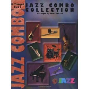Warner Bros. Jazz Combo Collection (9780757906282) Wolpe