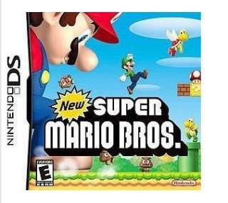 mario bros. game For DS NDS DS LITE NDSL DSi XL LL 3ds NEW