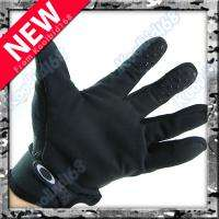 Brand New Full Finger Protective Gloves BLACK for Motorcycle Tactical