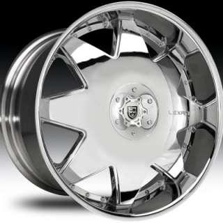 24 inch Land Range Rover Lexani Wheels Rims