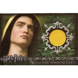 Harry Potter GOF Costume Card Cedric (Robert Pattinson