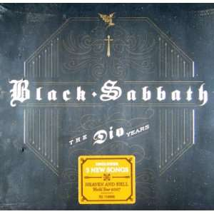 The Dio Years (9785557866613) Black Sabbath Books