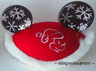 Disney Mickey Mouse Christmas Ears INFANT DisneyLand