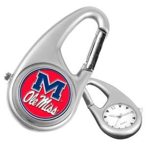 Mississippi Ole Miss Rebels NCAA Carabiner Watch Sports