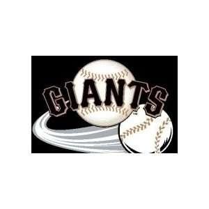 San Francisco Giants MLB Team Tufted 20 x 30 Rug Sports