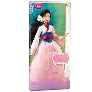 Mulan Cake Figurine