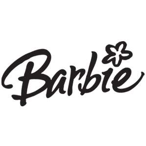 Barbie   vinyl sticker/decal for car,bike
