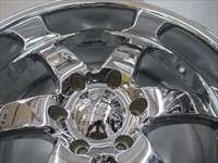 Expedition F150 Navigator 22 New Custom Chrome Boss 330 Wheels Rims