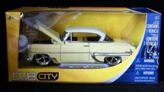 1953 Chevy Bel Air DUB CITY 1:24 Scale Diecast