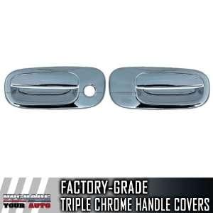 2008 2010 Dodge Challenger 2dr Chrome Door Handles/covers