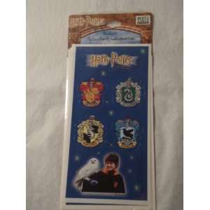 Harry Potter Houses of Hogwarts Crests Stickers Sorcerers