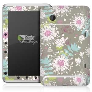Design Skins for HTC Flyer   Blumendekor Design Folie