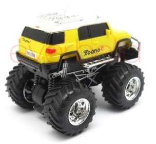 Mini Radio Remote Control RC Pickup Monster Truck car 5