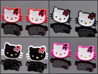 Hello Kitty Stainless Earring 9 Styles birthday gift F