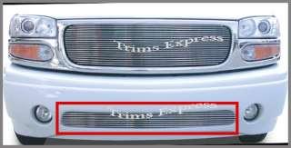 2001 2006 GMC Yukon Denali Billet Grille Bumper 2005